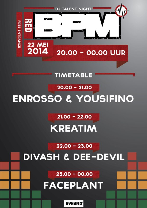 BPM-Red-Poster-A3