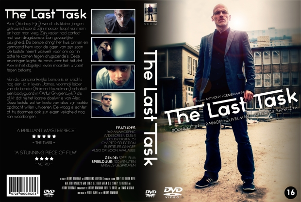 The Last Task DVD Hoes